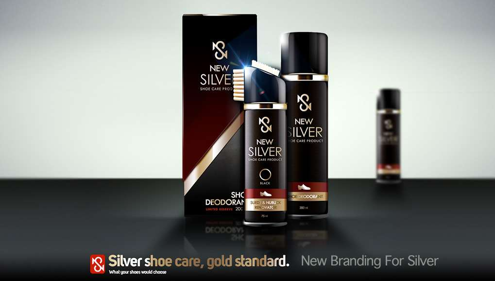 New Branding For Silver